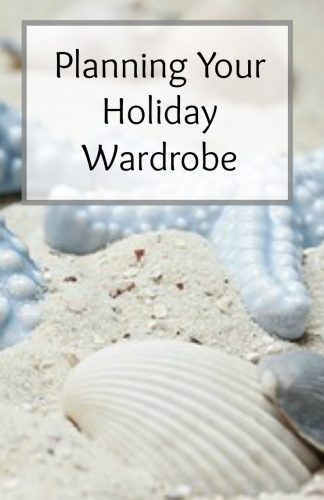 Planning Your Holiday Wardrobe