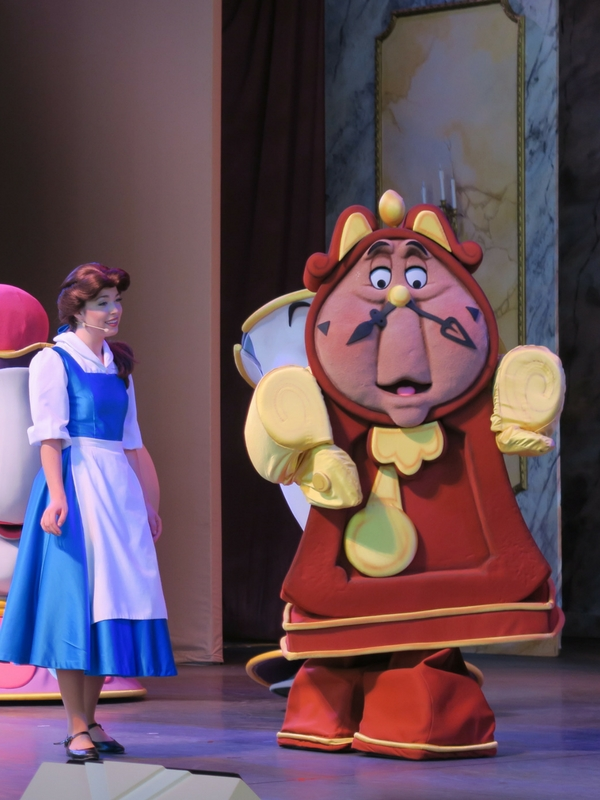 Beauty and the Beast live on stage Hollywood Studios