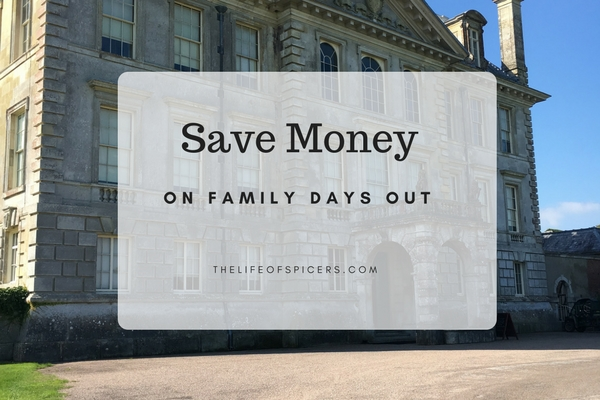 How To Save Money On Family Days Out