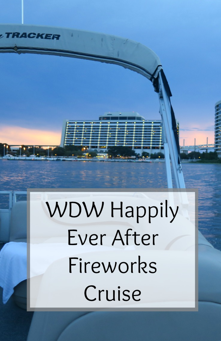 Happily Ever After Fireworks Cruise