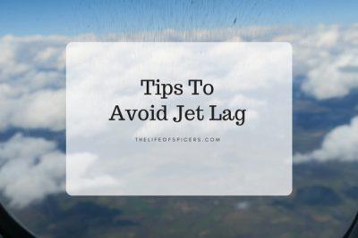 10 Tips To Avoid Jet Lag