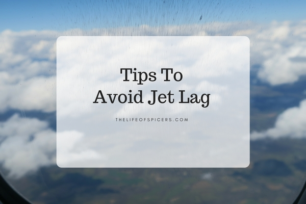 10 Tips To Avoid Jet Lag