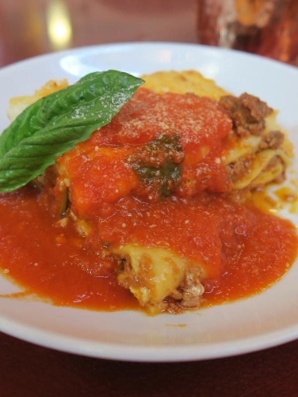 Via Napoli Lasagne