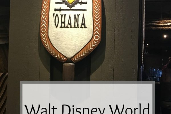 Ohana Restaurant Review Walt Disney World