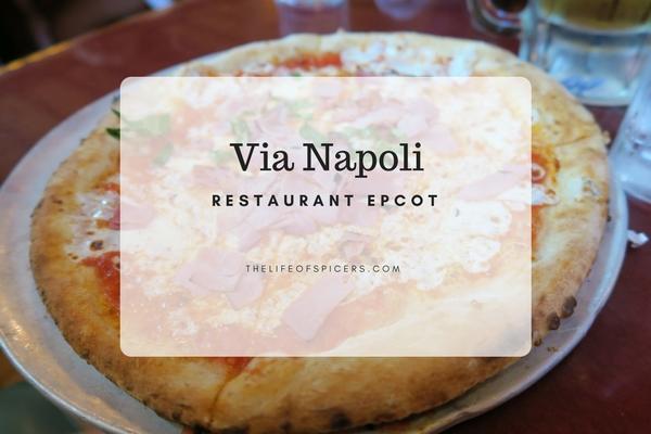 Via Napoli Restaurant Review Walt Disney World