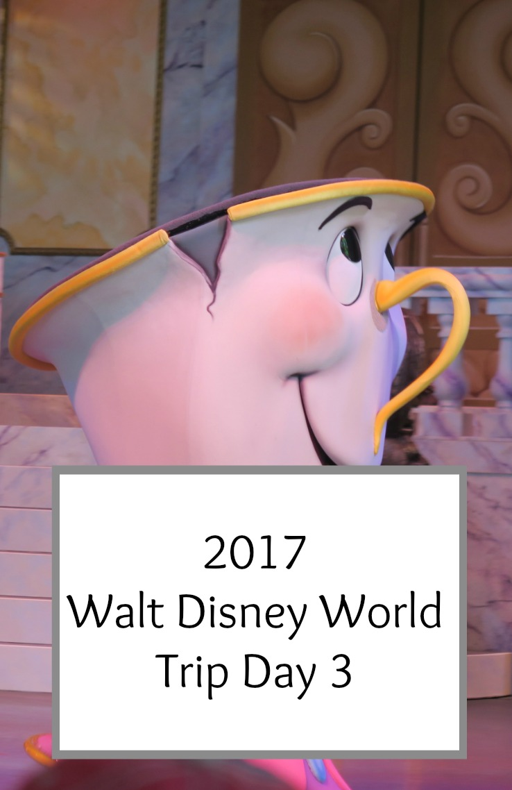 Walt Disney World 2017 Trip Diary Day 3