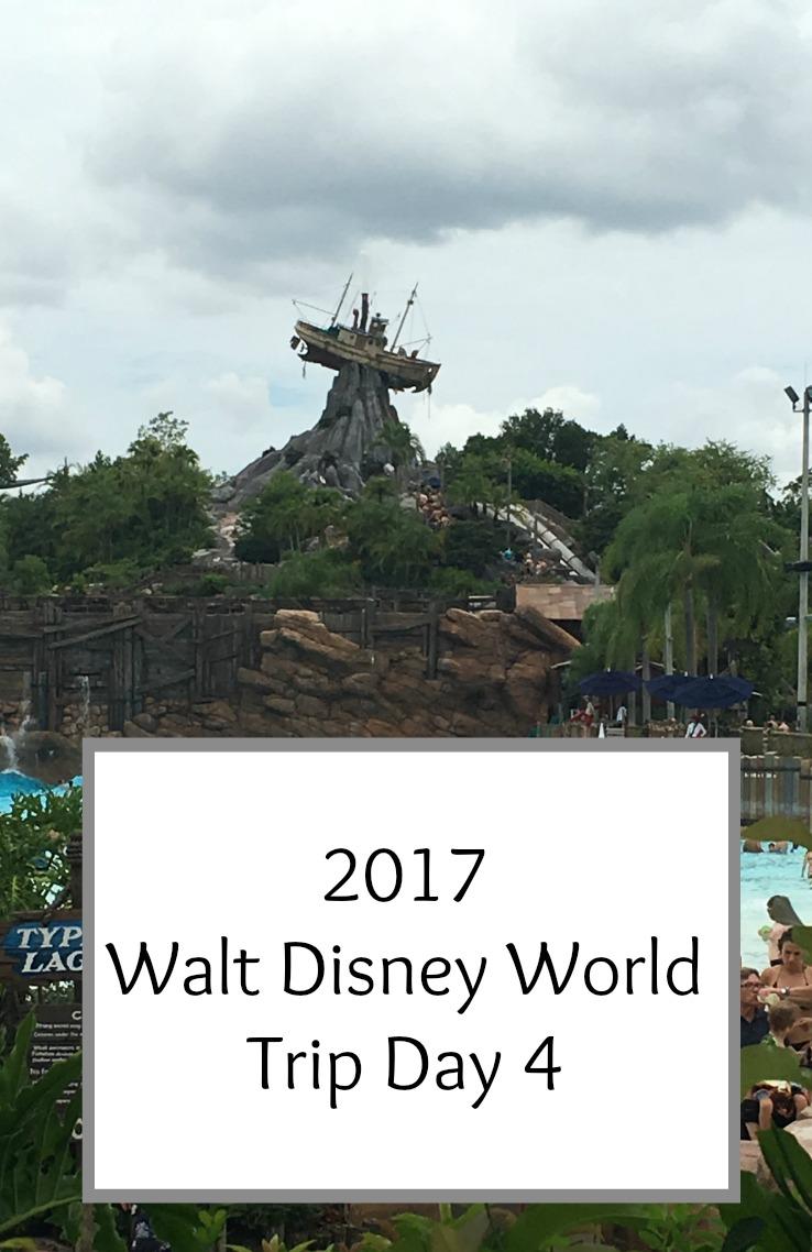 Walt Disney World 2017 Trip Diary Day 4