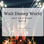 Walt Disney World Trip 2017 Day 9
