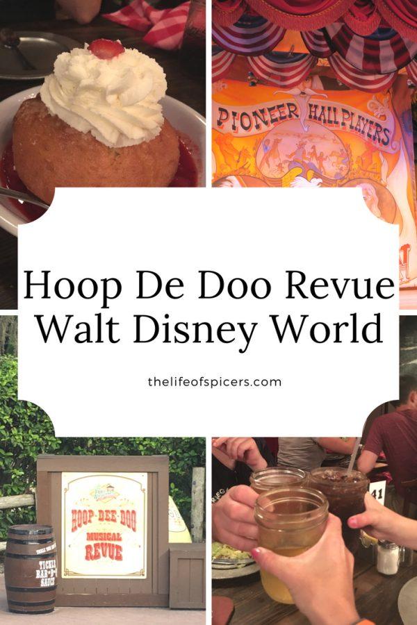 Hoop De Doo Revue