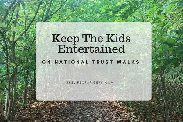 How To Entertain Kids On National Trust Walks