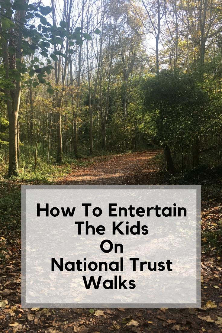 National Trust Walks
