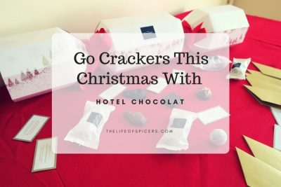 Go Crackers This Christmas With Hotel Chocolat