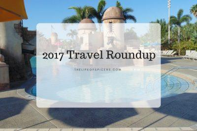 2017 Travel Roundup