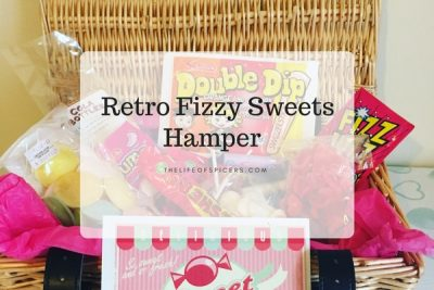 Review : Retro Fizzy Sweets Hamper Find Me A Gift