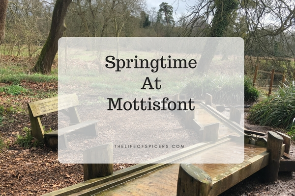 Springtime At Mottisfont National Trust
