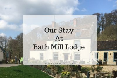 Our Stay At Bath Mill Lodge Retreat