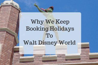 Why We Keep Booking Holidays To Walt Disney World