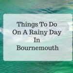 rainy day in Bournemouth