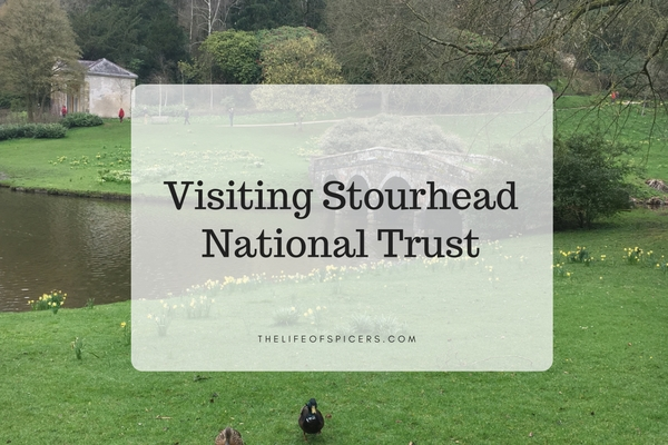 visiting Stourhead National Trust