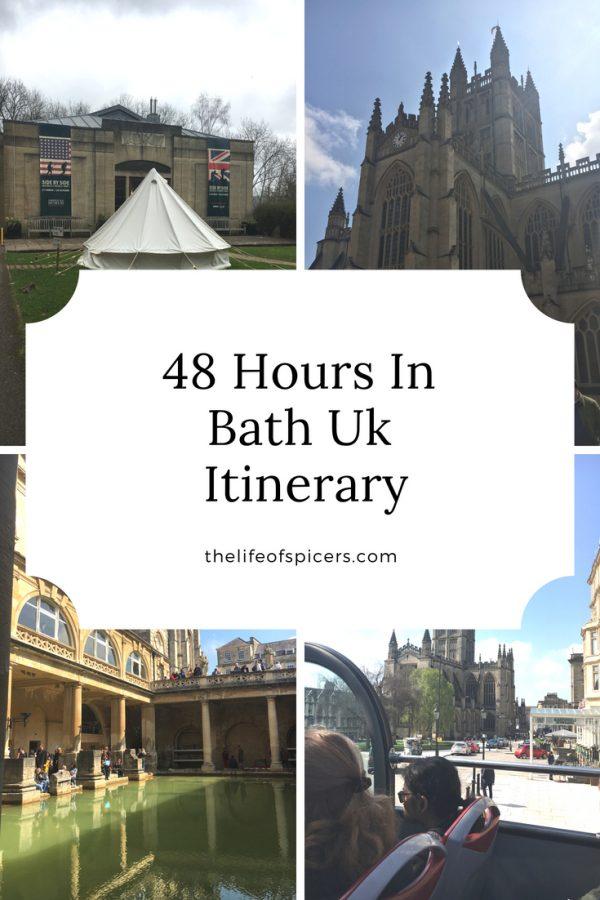 weekend in Bath
