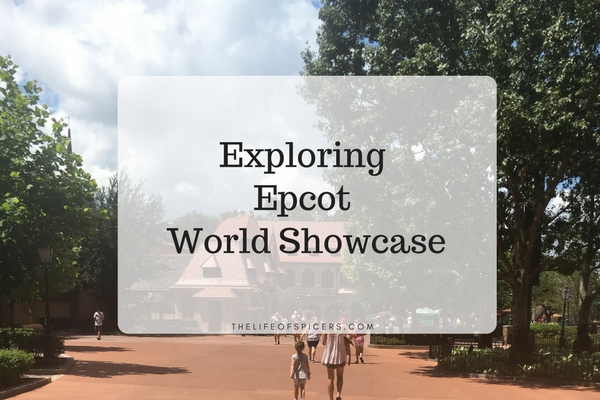 Exploring Epcot World Showcase