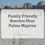 beaches near Palma Majorca