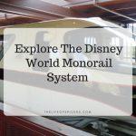 wal Disney world monorail