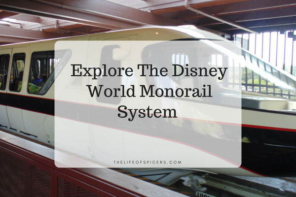Where To Travel Using The Walt Disney World Monorail System