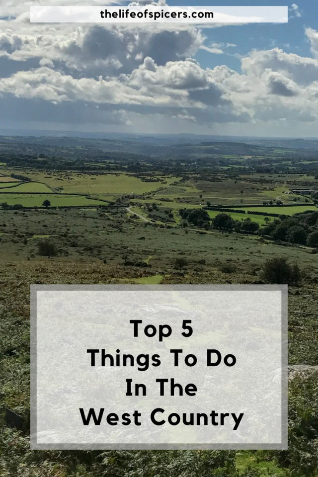 Things to do in the West Country