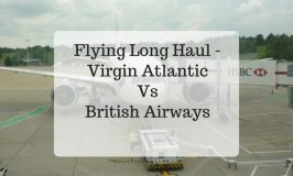 British Airways Vs Virgin Atlantic