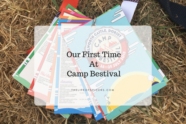 Our First Time At Camp Bestival