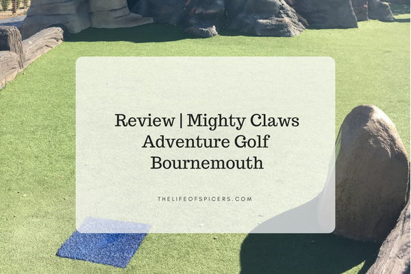 Mighty Claws Adventure Golf Bournemouth