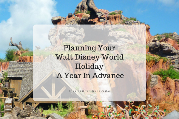 Your One Year Walt Disney World Countdown