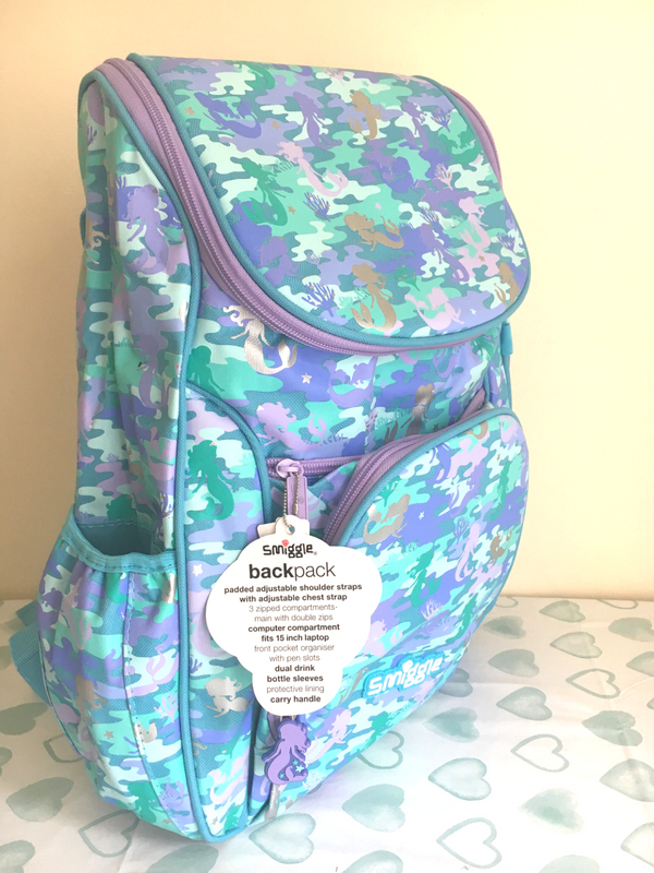 smiggle now you see me access backpack