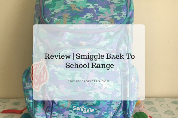 Review | Smiggle Back To School Range
