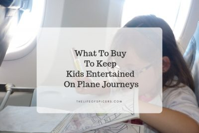 What To Buy To Keep Kids Entertained On Plane Journeys