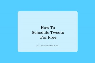 How To Schedule Tweets For Free Using Google Calendar