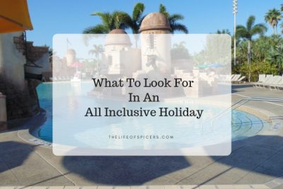 What To Look For In An All Inclusive Holiday