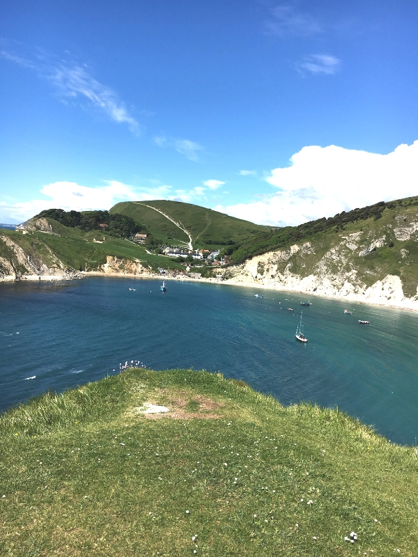 Dog Friendly Attractions In Dorset - lulworth cove