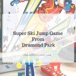 super ski jump game drumond park