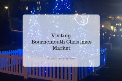 Visiting Bournemouth Christmas Market