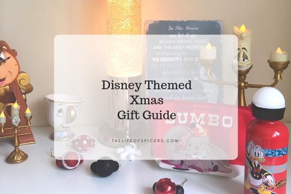 Disney Themed Gift Guide