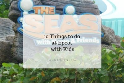 10 Things To Do At Epcot With Kids