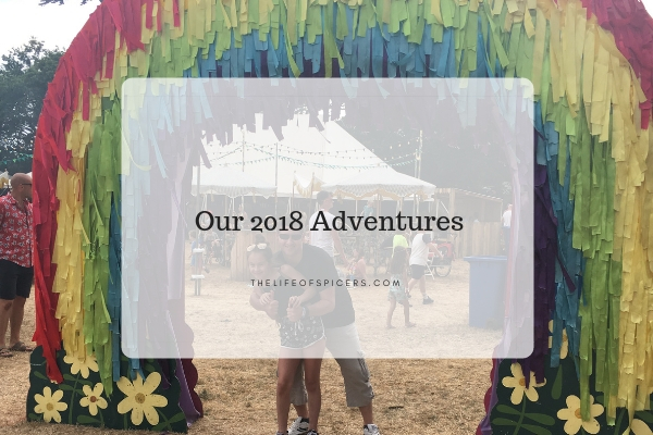 Our 2018 Adventures