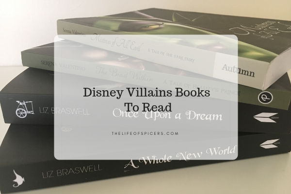 Disney Villains Books To Read
