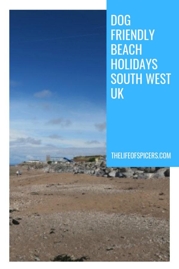 dog friendly beach holidays south west