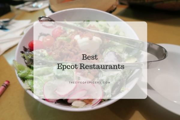 best epcot restaurants