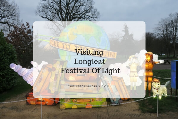 Experiencing Longleat Festival Of Light