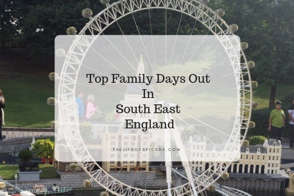 family days out south east England