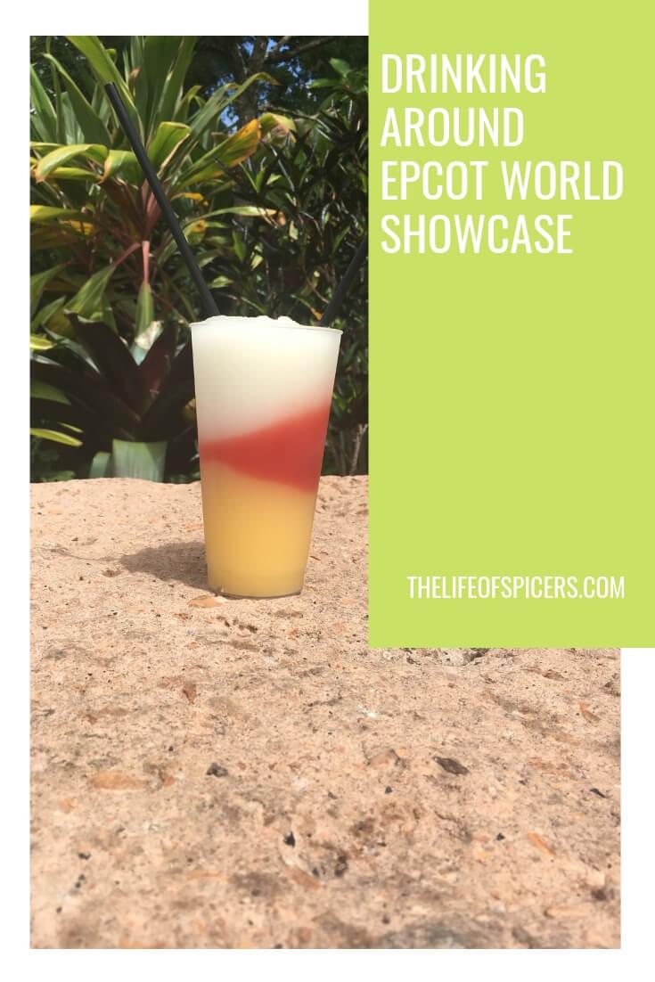 eating around epcot world showcase